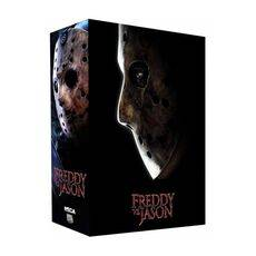 Figurka Freddy vs. Jason Ultimate - Jason Voorhees