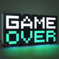 Lampka Game Over 8-BITLampka Game Over 8-BIT