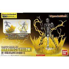 Akcesoria do figurek Figure-rise - Aura Effect (żółta), zdjęcie 1
