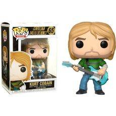 Figurka Nirvana POP! Rocks - Kurt Cobain (Teen Spirit)