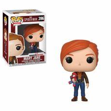 Figurka Spider-Man POP! - Mary Jane with Plush, zdjęcie 1