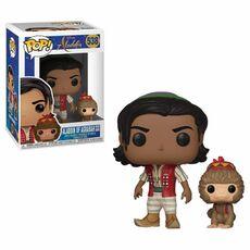 Figurka Aladyn POP! - Aladdin & Abu