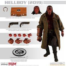 Figurka Hellboy (2019) The One:12 Collective