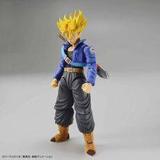Figurka do złożenia Dragon Ball Z - Super Saiyan Trunks (ruchoma)
