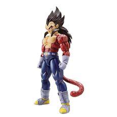 Figurka do złożenia Dragon Ball Z - Super Saiyan 4 Vegeta (ruchoma)