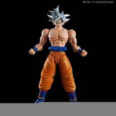 Figurka do złożenia Dragon Ball Z - Son Goku Ultra Instinct (ruchoma)