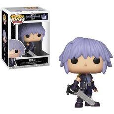 Figurka Kingdom Hearts 3 POP! - Riku