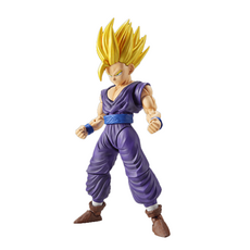 Figurka do złożenia Dragon Ball Z - Super Saiyan 2 Son Gohan (ruchoma)