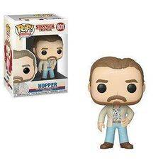 Figurka Stranger Things POP! - Hopper (Date Night)