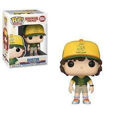 Figurka Stranger Things POP! - Dustin (At Camp)