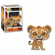 Figurka Król Lew (2019) POP! - Simba