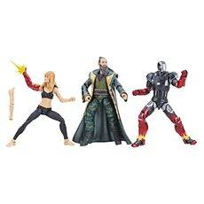 Zestaw figurek Marvel Legends - Pepper, Iron Man Mark XXII, Mandarin
