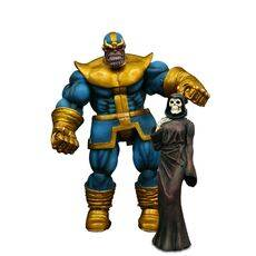 Figurka Marvel Select Action Figure Thanos 20 cm