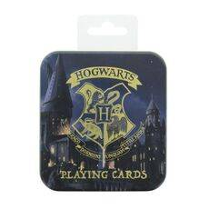 Karty do gry Harry Potter - Hogwart