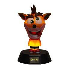Mini Lampka Crash Bandicoot 3D