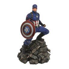 Figurka Avengers: Endgame Marvel Movie Premier Collection - Captain America