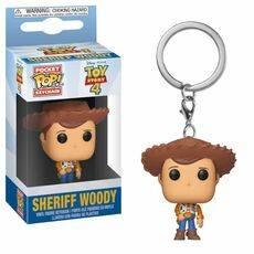 Brelok Toy Story 4 POP! - Woody
