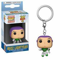 Brelok Toy Story 4 POP! - Buzz Lightyear