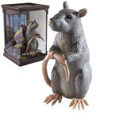 Figurka Harry Potter Magical Creatures - Scabbers