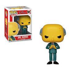 Figurka Simpsons POP! Mr. Burns