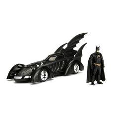 Model samochodu Batman Forever Diecast 1/24 1995 Batmobile (Wraz z figurką Batman)