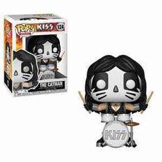 Figurka Kiss POP! Rocks - Catman, zdjęcie 1