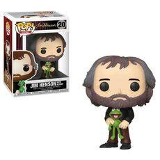 Figurka POP! Icons - Jim Henson with Kermit