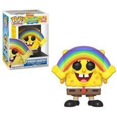 Figurka SpongeBob Kanciastoporty POP! SpongeBob Rainbow
