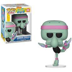 Figurka SpongeBob Kanciastoporty POP! Squidward Ballerina