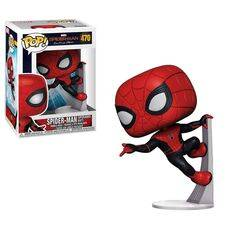 Figurka Spider-Man: Far From Home POP! Spider-Man (Upgraded Suit), zdjęcie 1