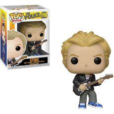 Figurka The Police POP! Rocks - Sting