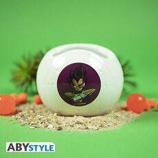 Kubek zmieniający kolor Dragon Ball 3D - Vegeta Spaceship (500 ml)