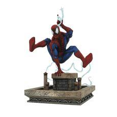 Figurka Marvel Gallery - 90's Spider-Man, zdjęcie 1