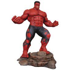 Figurka Marvel Gallery - Red Hulk