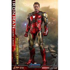 Figurka Avengers: Endgame MMS Diecast 1/6 Iron Man Mark LXXXV Battle Damaged Ver.