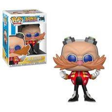 Figurka Sonic The Hedgehog POP! - Dr. Eggman