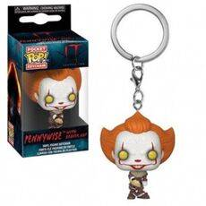 Brelok It / To Chapter 2 POP! - Pennywise with Beaver Hat, zdjęcie 1
