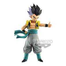 Figurka Dragon Ball Z Grandista Resolution of Soldiers - Gotenks, zdjęcie 1