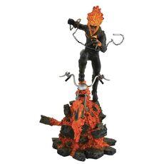 Figurka Marvel Milestones - Ghost Rider 38 cm