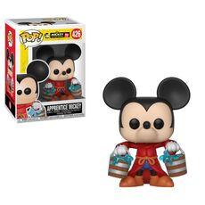 Figurka Myszka Mickey POP! - Apprentice Mickey (90th Anniversary)