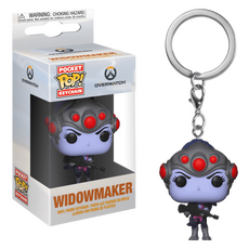 Brelok Overwatch POP! - Widowmaker, zdjęcie 1