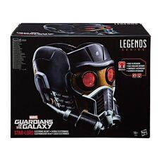 Hełm elektroniczny Marvel Legends - Star-Lord