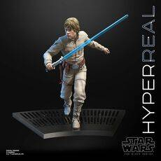 Figurka Star Wars Epizod V Black Series Hyperreal - Luke Skywalker