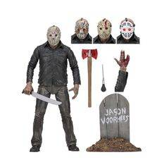 Figurka Friday the 13th Part 5 - Ultimate Jason