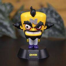 Lampka Crash Bandicoot 3D - Doctor Neo Cortex