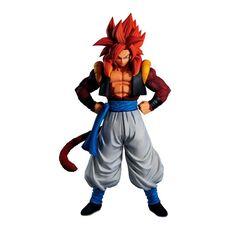 Figurka Dragon Ball Ichibansho - Super Saiyan 4 Gogeta