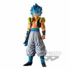 Figurka Dragon Ball Super Master Stars Piece - Super Saiyan Blue Gogeta