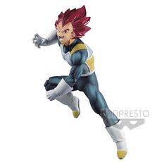 Figurka Dragon Ball Super Blood of Saiyans - Super Saiyan God Vegeta Special VII