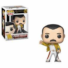 Figurka Queen POP! Rocks - Freddie Mercury Wembley 1986