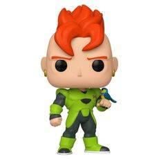 Figurka Dragon Ball Z POP! Android 16